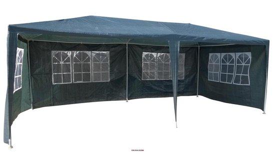 Garden royal partytent - grijs - 3 x 6 m - Garden Royal
