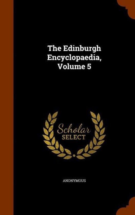 The Edinburgh Encyclopaedia, Volume 5