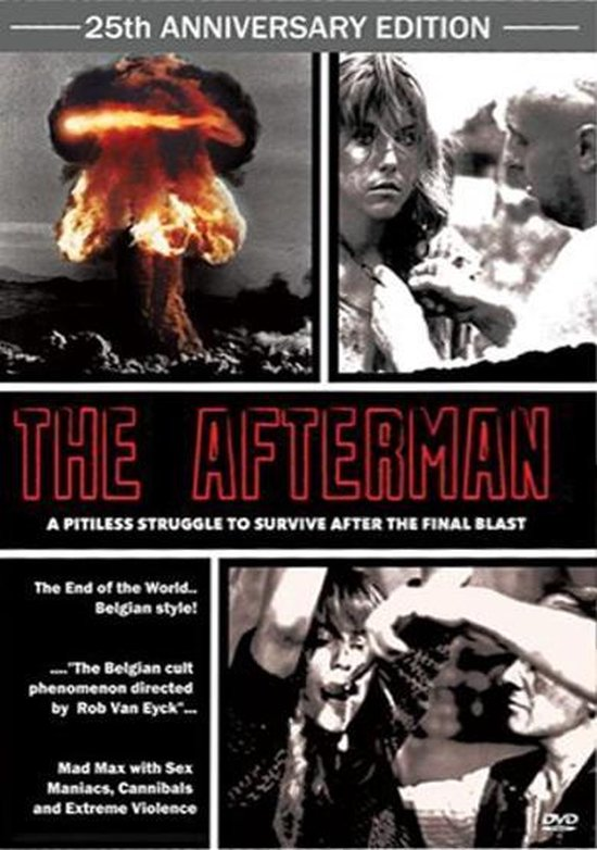 Cover van de film 'Afterman'