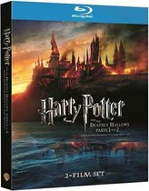 HP AND DEATHLY HALLOWS P1+2 /S 4BD BI