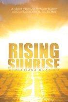 Boek cover Rising Sunrise van Christiana Guarino