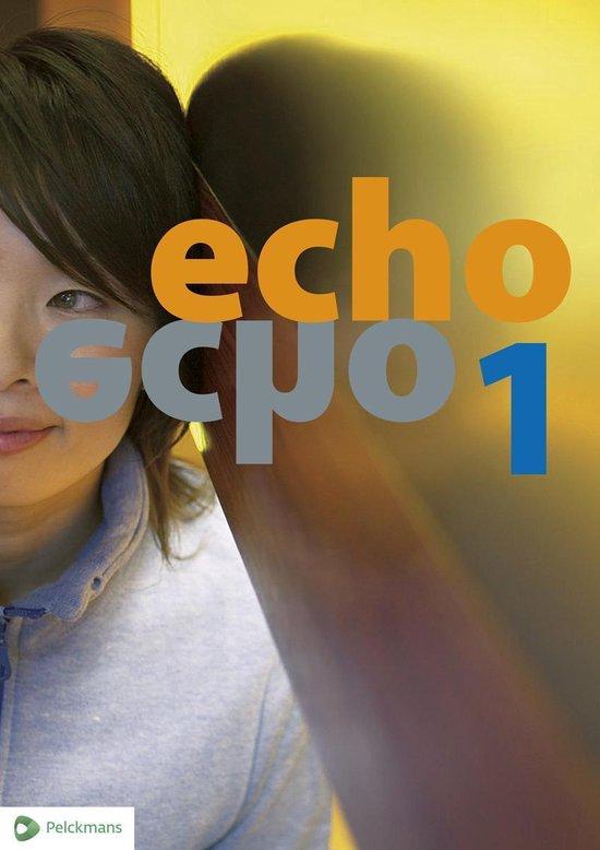 Echo 1 leerwerkboek - none |