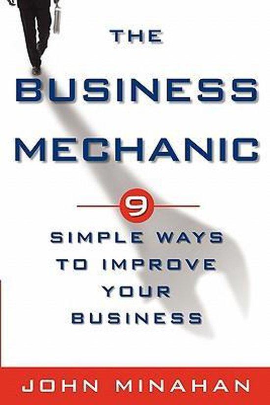 Boek cover The Business Mechanic van John Minahan (Paperback)
