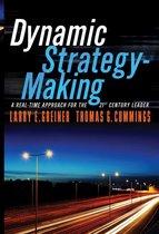 Boek cover Dynamic Strategy-Making van Larry E. Greiner (Onbekend)