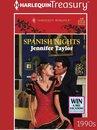 Omslag Spanish Nights
