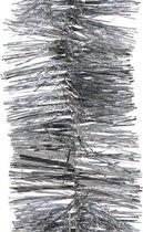 4 stuks Lametta Slinger guirlande glans 75mmx2.7m zilver