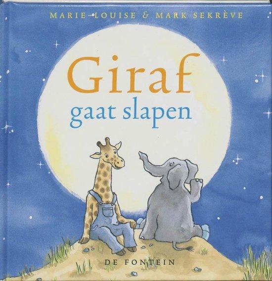 Giraf Gaat Slapen - Marie-Louise Sekrève pdf epub