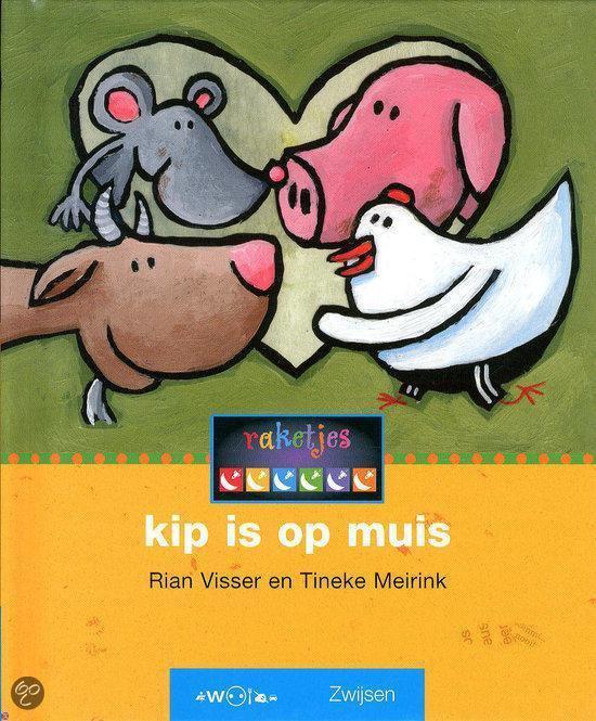 KIP IS OP MUIS - Rian Visser |