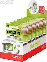 SleepSoft Oordopjes display - Oordoppen - 6 paar