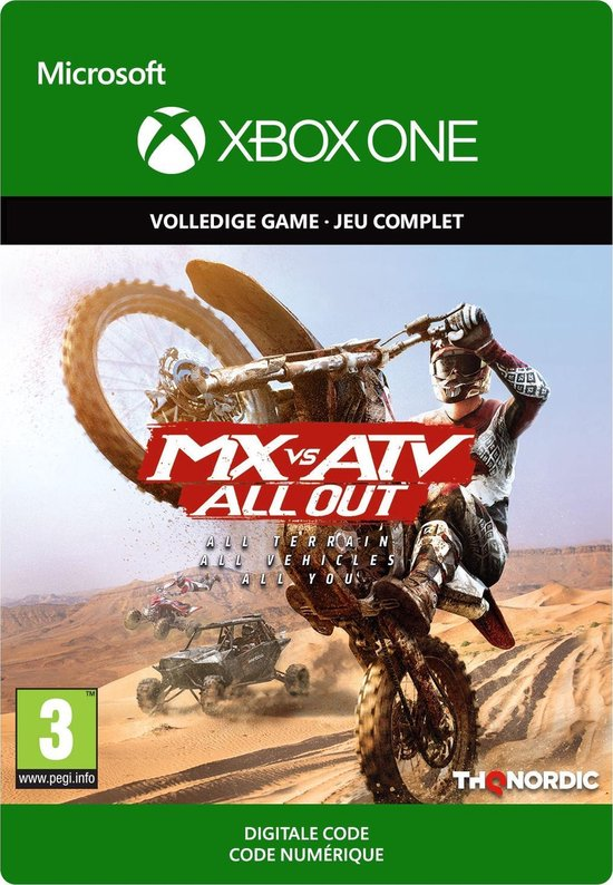 MX vs. ATV: All Out – Xbox One Download