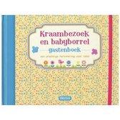 Kraambezoek en babyborrel gastenboek