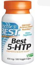 Best 5-HTP 100 mg (180 Veggie Caps) - Doctor's Best