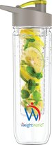Fruit Infuser Bottle - Waterfles met Fruit Filter - 800ml - BPA-vrij
