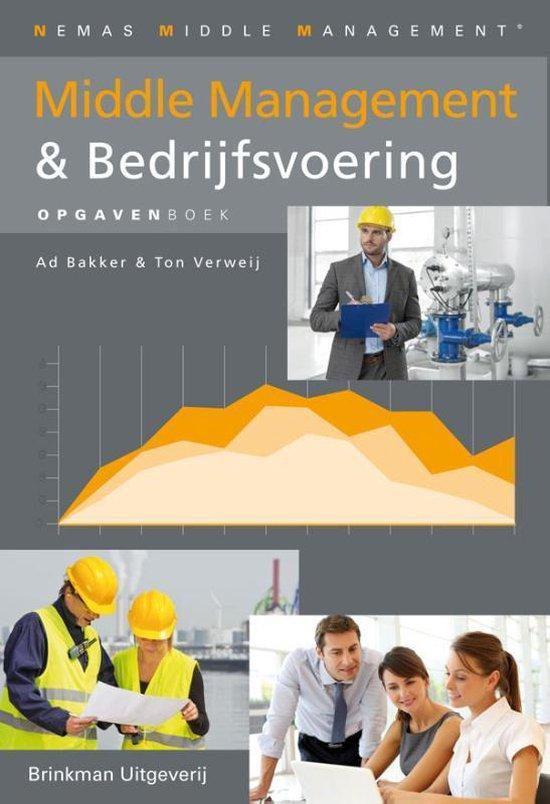 Nemas Middle Management - Middle management & bedrijfsvoering - Ad Bakker  