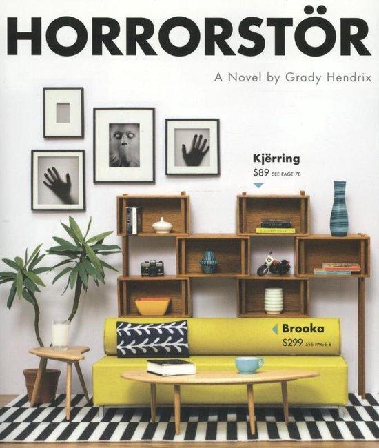 Boek cover Horrorstor van Grady Hendrix (Paperback)