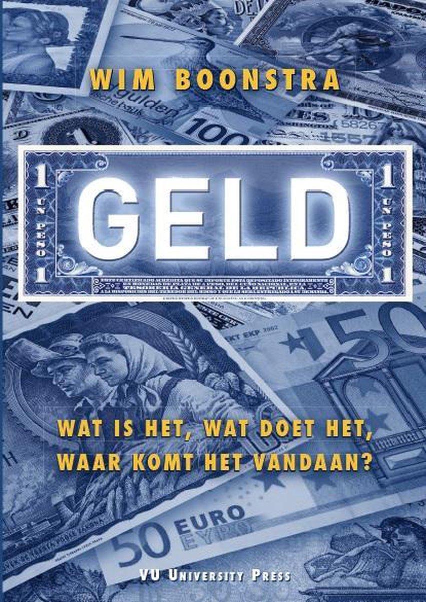 Geld - Wim Boonstra