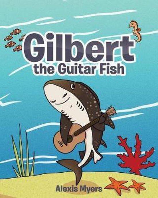 Gilbert the Guitar Fish