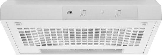 ETNA AO160WIT - Dampkap - Onderbouw - wit