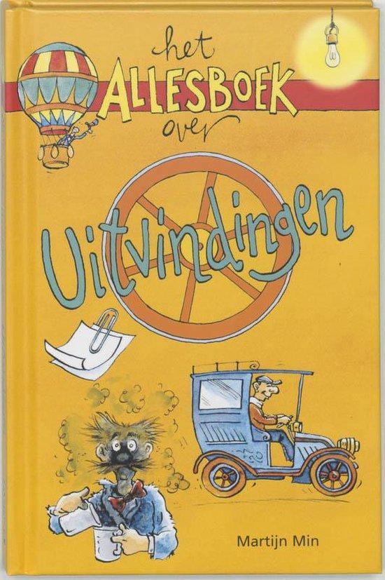 Het Allesboek Over Uitvindingen - M. Min  