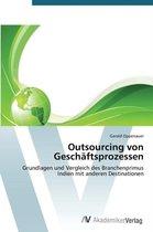 Outsourcing Von Geschaftsprozessen