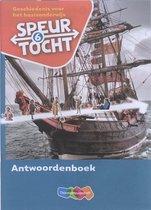 Boek cover Speurtocht Groep 6 Antwoordenboek van Bep Braams