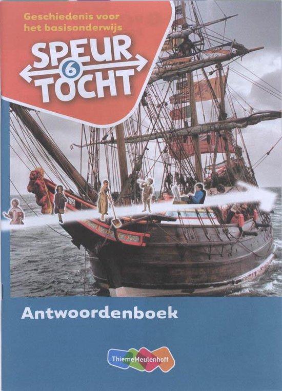 Boek cover Speurtocht Groep 6 Antwoordenboek van Bep Braams (Paperback)