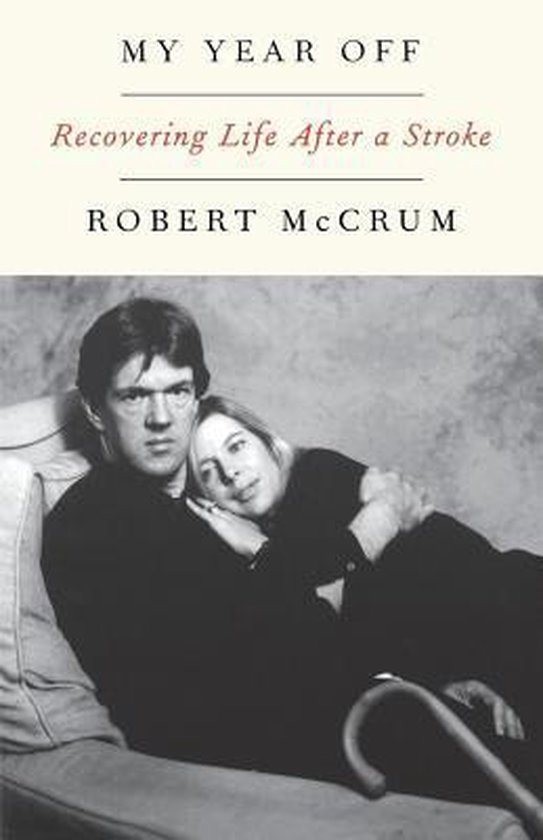 Boek cover My Year Off van Robert Mccrum (Paperback)
