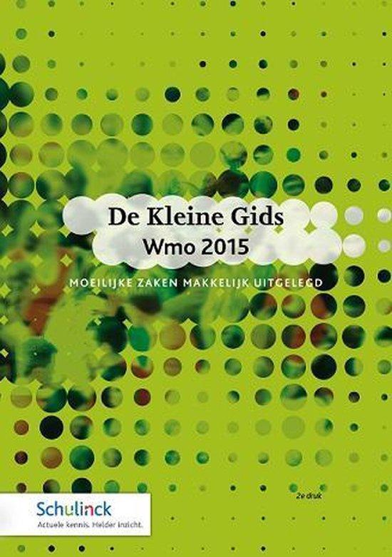 Kleine gids WMO 2015 - none |