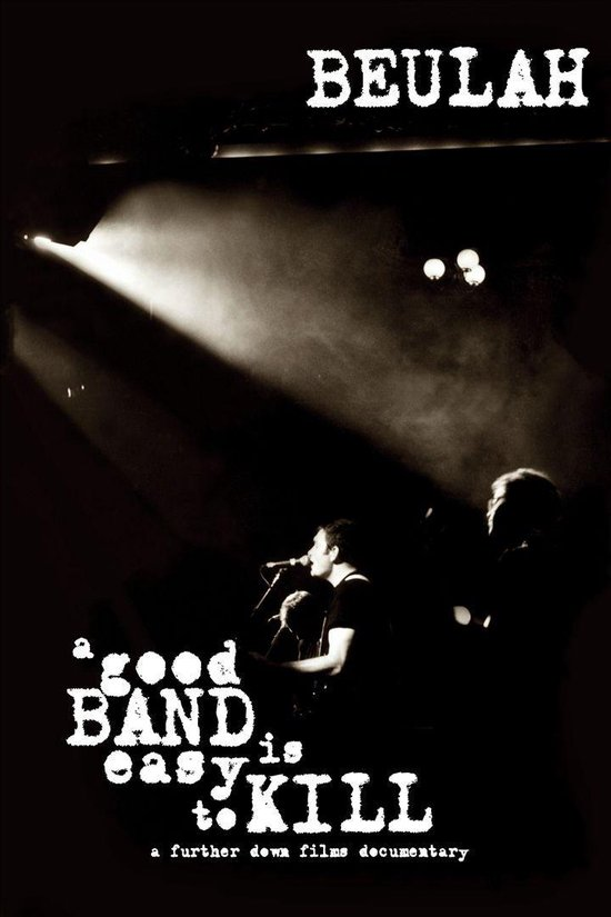 Cover van de film 'A Good Band Is Easy To Ki'