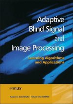 Adaptive Blind Signal and Image Processing