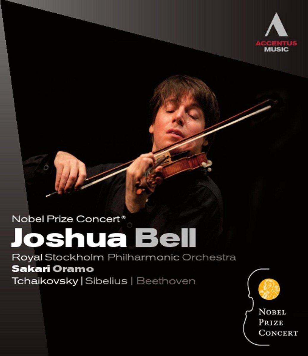 Joshua Bell - Nobel Prize Concert - Joshua Bell