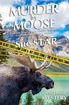 Omslag Murder by Moose