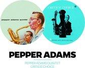 Pepper Adams Quintet/Critic'S Choice