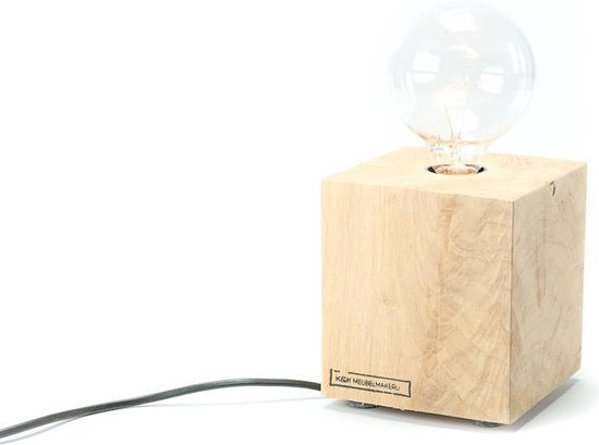 Lamp Globe 'Oak'