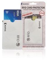 König - RFID kaartbeschermer 2 pack