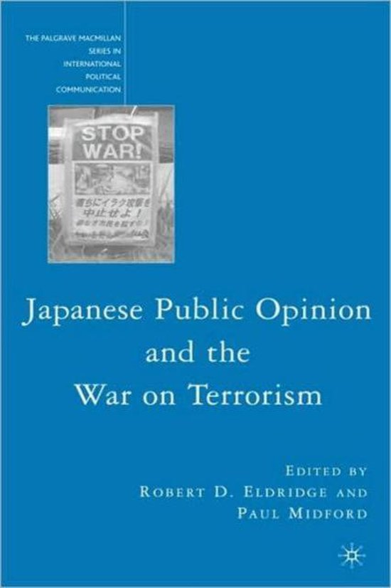 Japanese Public Opinion and the War on Terrorism