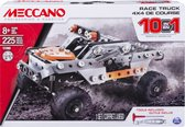 Meccano Race Truck - 10 Modellen