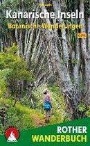 Kanarische Inseln, Botanische Wanderungen Wanderbuch Rother