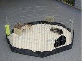Kerbl Nylon Bodem Voor Knaagdierenkooi - Zeshoek