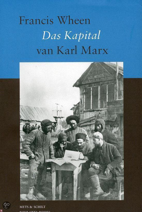 Boek cover Das Kapital van Karl Marx van Francis Wheen (Hardcover)