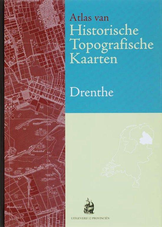 Atlas van Historische Topografische Kaarten - Marcel Kuiper |