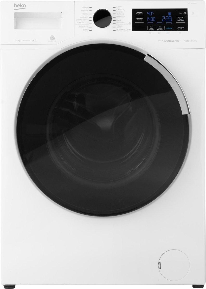 Beko WTE11744XDOS AutoDosing – Wasmachine