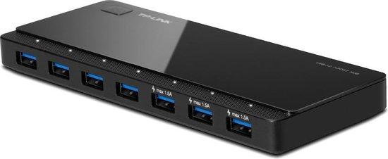 TP-Link UH700 - Hub - 7 poort USB 3.0