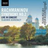 Symphony No. 2, Live In Concert