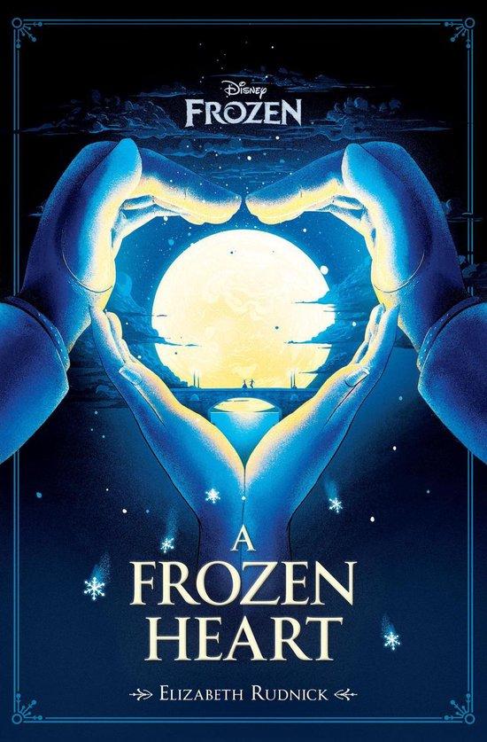 Boek cover A Frozen Heart van Elizabeth Rudnick (Onbekend)