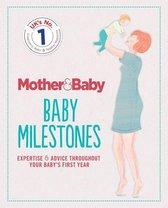 Omslag Mother&Baby: Baby Milestones