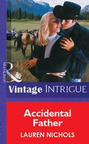 Omslag Accidental Father (Mills & Boon Vintage Intrigue)