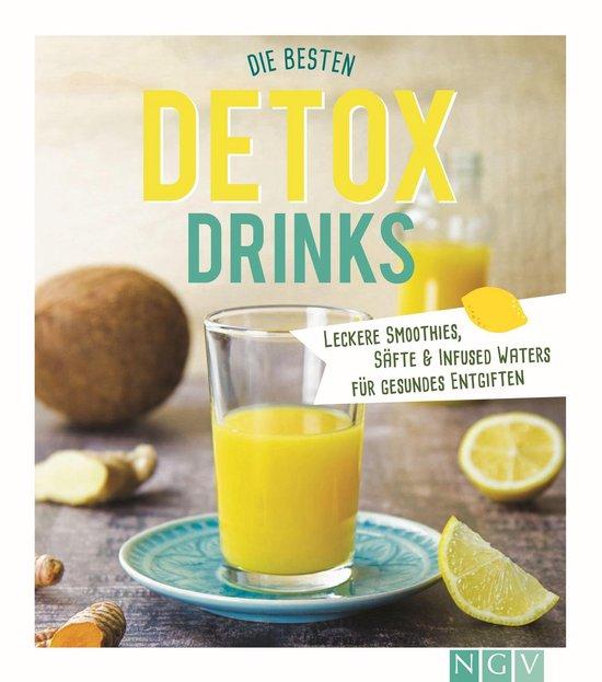 Boek cover Die besten Detox-Drinks van Nina Engels (Onbekend)