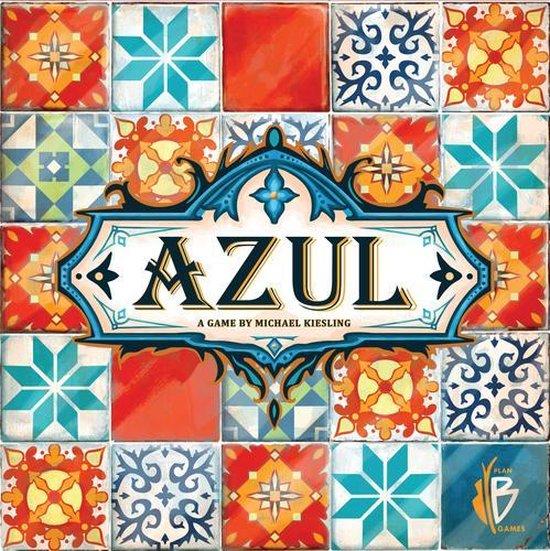 Thumbnail van een extra afbeelding van het spel Azul - Bordspel (Engelse Versie)