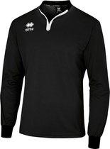 Errea Keepersshirt - Eloy - Zwart/Grijs - Maat XXS/152